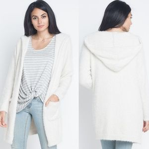 Oversized Slouchy Hoodie Sweater
